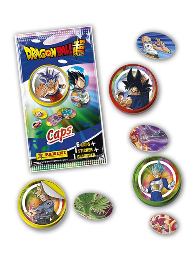 LES CAPS DRAGON BALL SUPER
