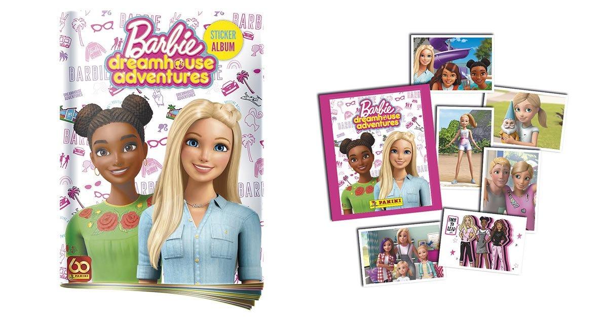 Barbie - dreamhouse adventures