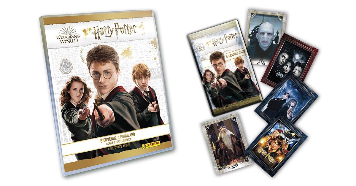 Harry Potter « Bienvenue à Poudlard »