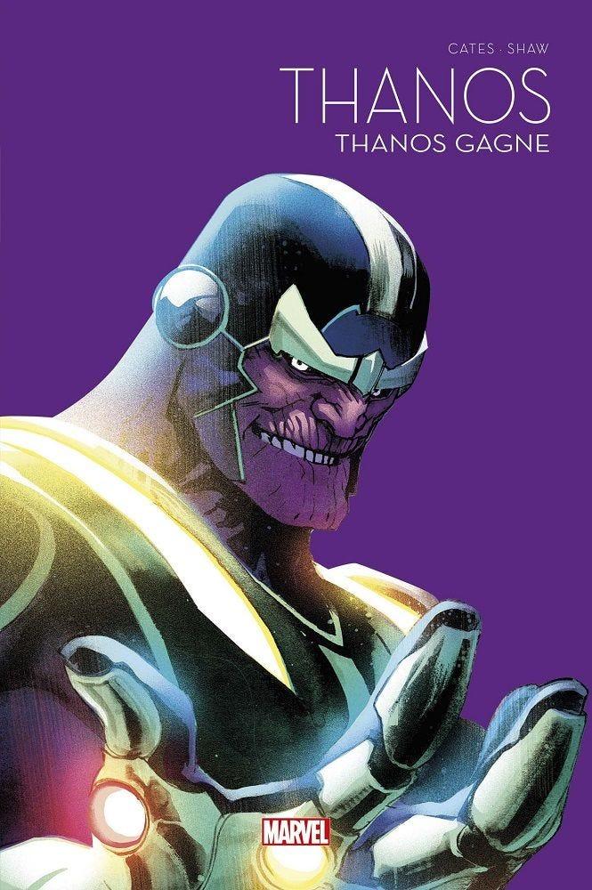 Thanos gagne - Le Printemps des comics 2021 Par où commencer ? magazines