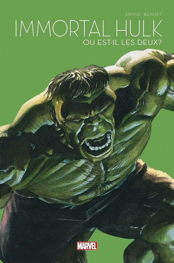 Immortal Hulk...Ou est-il les deux ? - Le Printemps des comics 2021 Par où commencer ? magazines