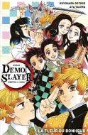 DEMON SLAYER NOVEL T.01 (FLEUR DU BONHEUR)