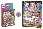 Poopsie Slime Surprise! Sticker Coll. - Bundle 7 bb+Album_FR
