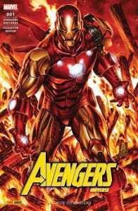 AVENGERS UNIVERSE N.1 VERSIONE VARIANT