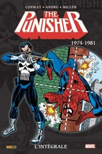 L'INTEGRALE: PUNISHER 1 (1974-1981) (STAMPA IN INDIA) - RIED