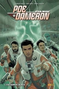 STAR WARS DELUXE: POE DAMERON 1 (STAMPA IN INDIA) - RESIZING