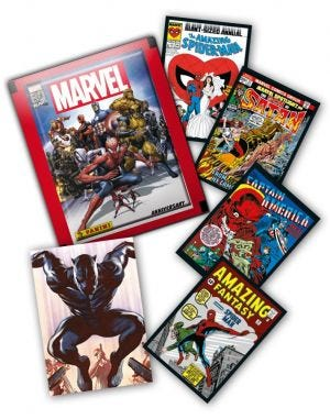 MARVEL 80th - images manquantes