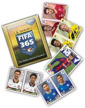 Panini FIFA 365™ 2020-2021 - Images manquantes