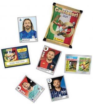 Calciatori 2021 - Images manquantes