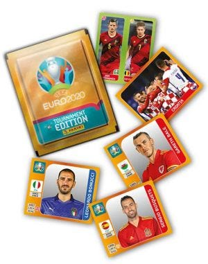 UEFA Euro 2020™ Official Collection - images manquantes