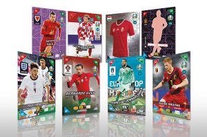 UEFA EURO 2020™ Adrenalyn XL™ 2021 Kick Off - EURO TOP MASTERS - Cartes manquantes