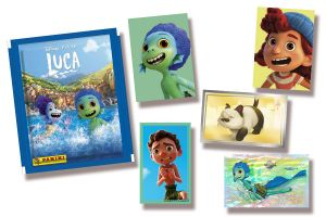 Disney Luca Movie - images manquantes