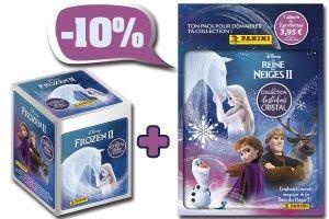 Frozen II Crystal Edition - Bundle Box 50 bb +SP_FR