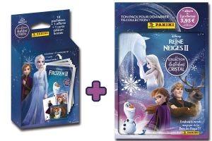 Frozen II Crystal Edition - Bundle 11 bb +SP_FR