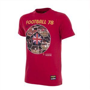 T-shirt copertina Panini Football 78