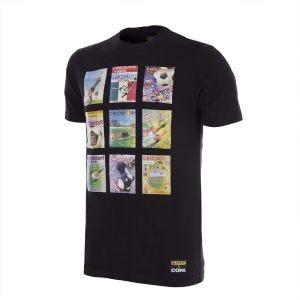 T-shirt copertine Calciatori Panini