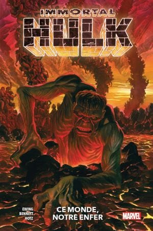 100% MARVEL: IMMORTAL HULK 3