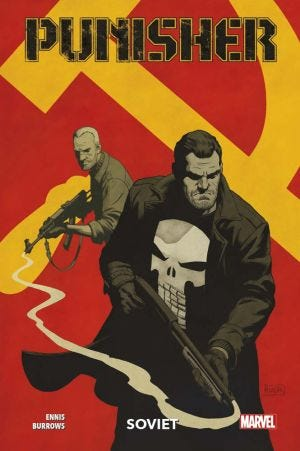 100% MARVEL: PUNISHER - SOVIET