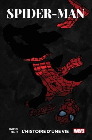 RISTAMPA 100% MARVEL: SPIDER-MAN LIFE STORY VARIANT F