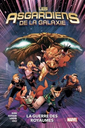100% MARVEL: LES ASGARDIENS DE LA GALAXIE 2