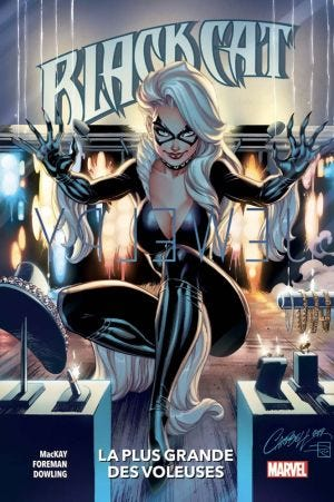 100% MARVEL: BLACK CAT 1