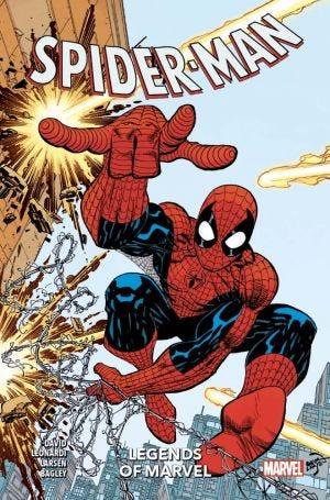 100% MARVEL: LEGENDS OF MARVEL (80 ANS) SPIDER-MAN