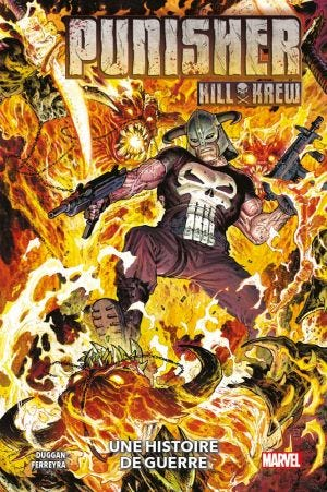 100% MARVEL: PUNISHER KILL KREW