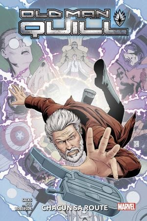 100% MARVEL: OLD MAN QUILL 2