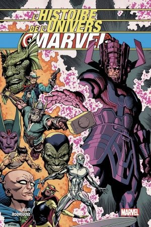 100% MARVEL: HISTORY OF THE MARVEL UNIVERSE