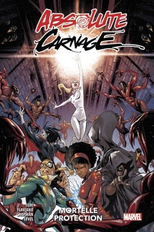100% MARVEL: ABSOLUTE CARNAGE - MORTELLE PROTECTION