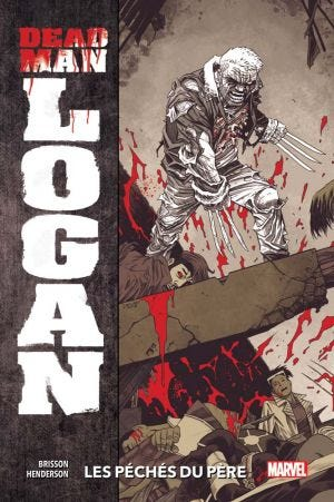 100% MARVEL: DEAD MAN LOGAN 1
