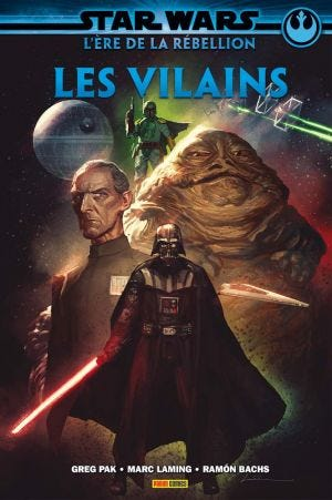 100% STAR WARS: AGE OF REBELLION - LES VILAINS
