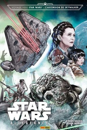 100% STAR WARS: PRELUDE A STAR WARS L'ASCENSION DE SKYWALKER