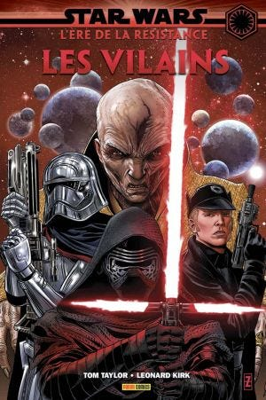 100% STAR WARS: AGE OF RESISTANCE: VILLAINS