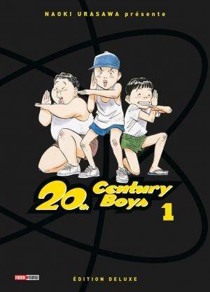 20TH CENTURY BOYS DELUXE N.01