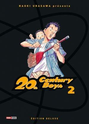 20TH CENTURY BOYS DELUXE N.2