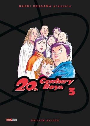 20TH CENTURY BOYS DELUXE N.3