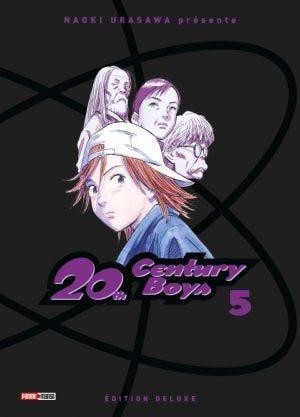 20TH CENTURY BOYS DELUXE N.5