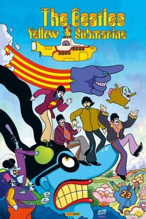 BEST OF FUSION - THE BEATLES: YELLOW SUBMARINE