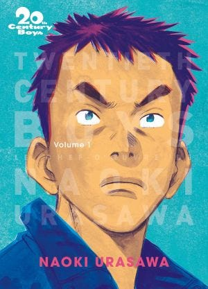 RISTAMPA 20TH CENTURY BOYS PERFECT EDITION N.1