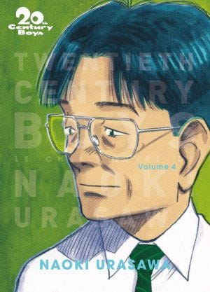 RISTAMPA 20TH CENTURY BOYS PERFECT EDITION N.4