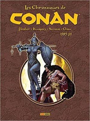 LES CHRONIQUES DE CONAN (1985 - I) N.19