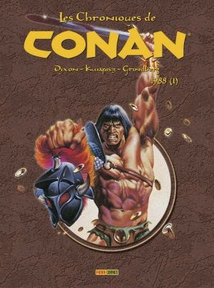 LES CHRONIQUES DE CONAN 1988 (I)