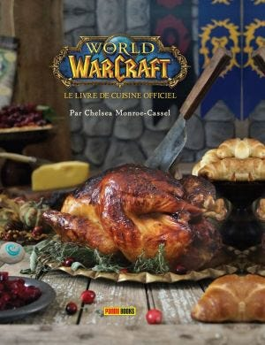 THE OFFICIAL COOKBOOK - WOW