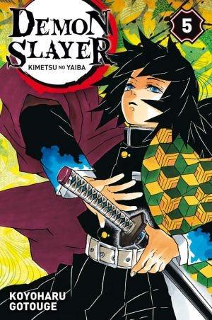 DEMON SLAYER - KIMETSU NO YAIBA T.05