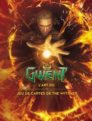 GWENT:ART OF THE WITCHER N.1
