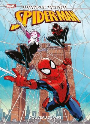 MARVEL ACTION: SPIDER-MAN 1