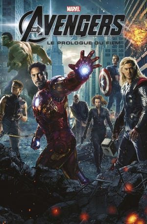 MARVEL CINEMATIC COLLECTION 2: AVENGERS - RIEDIZIONE