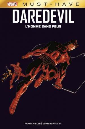 BEST OF MARVEL (MARVEL MUST-HAVE 07): DAREDEVIL L'HOMME SANS