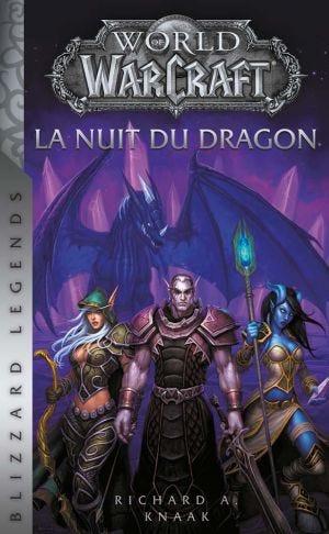WORLD OF WARCRAFT: LA NUIT DU DRAGON NED 2018